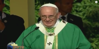 papal homily_youtbue