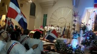 Celebración Virgen de la Altagracia 2