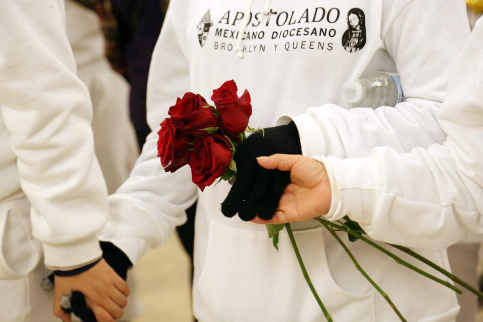 La comunidad mexicana tiene su apostolado