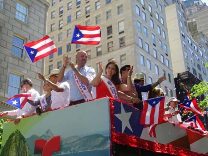 Desfile puertorriqueño 1