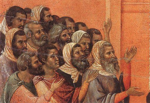 Acusaciones contra Jesús