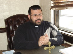 Padre Jason Espinal