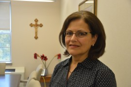 Nelsa I. Elías, Facilitadora de Participantes, Instructores y Currículo de la Escuela de Evangelización