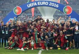 Portugal campeón