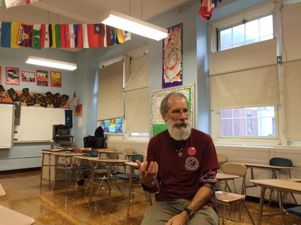 Consejo para la unidad: valores ciudadanos desde la escuela