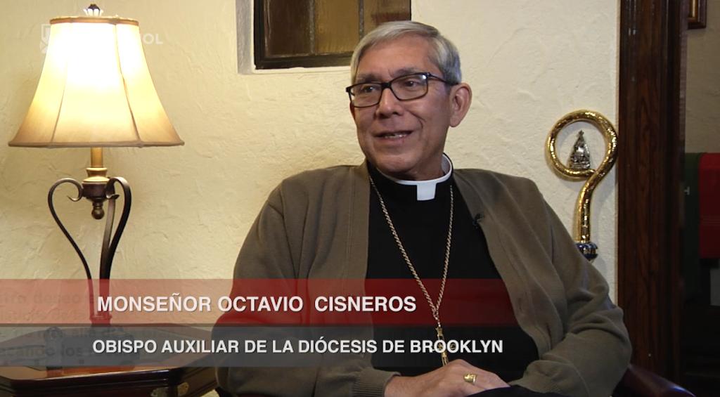 VIDEO: Entrevista con monseñor Octavio Cisneros