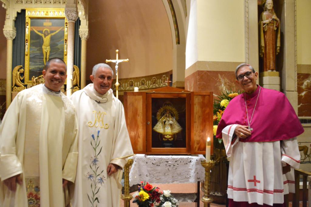 De Cuba a Queens: la Virgen de la Caridad