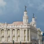 Gran Teatro Alicia Alonso. Foto: Jorge I. Domínguez-López