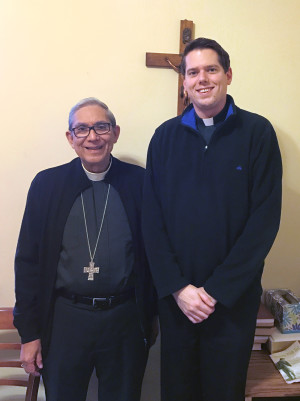 Pastor y Admin