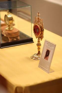 Exposición reliquias 3