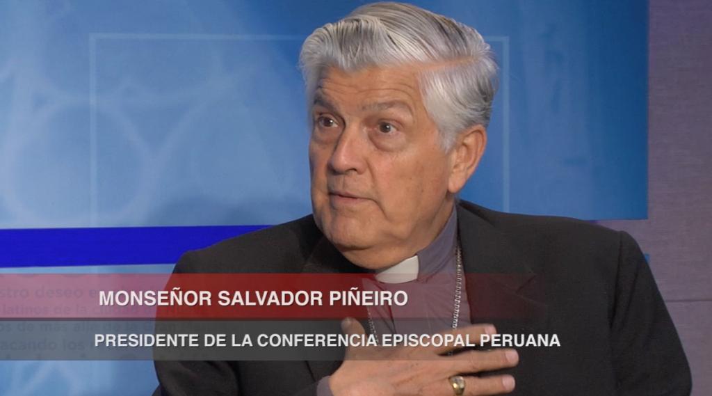 Entrevista con monseñor Salvador Piñeiro