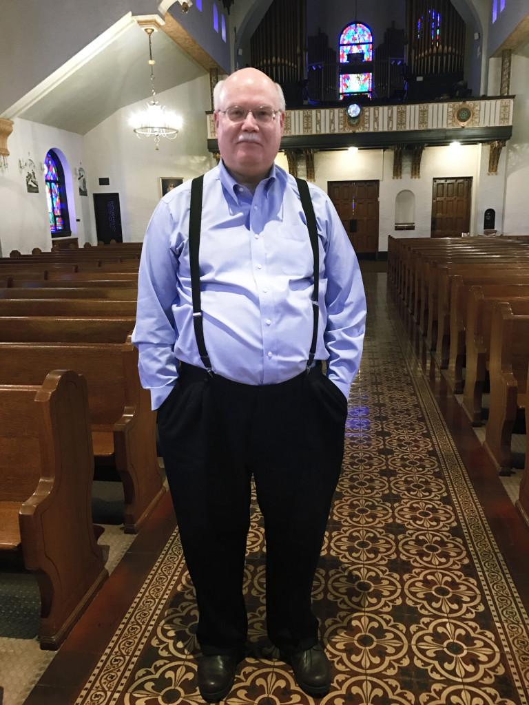 Padre James Hughes 1