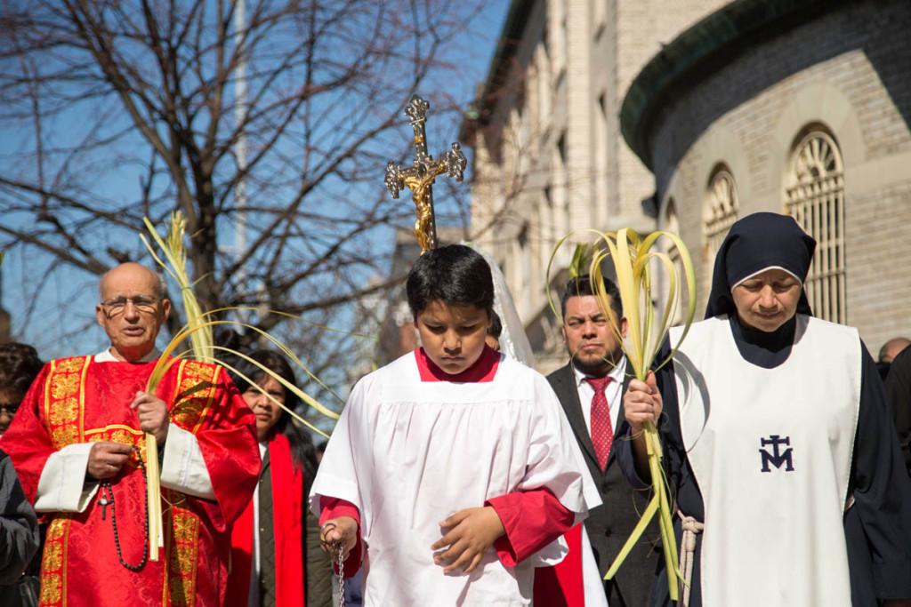 La Semana Santa en Brooklyn y Queens