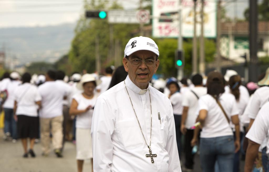 Nuevo cardenal para la Iglesia salvadoreña
