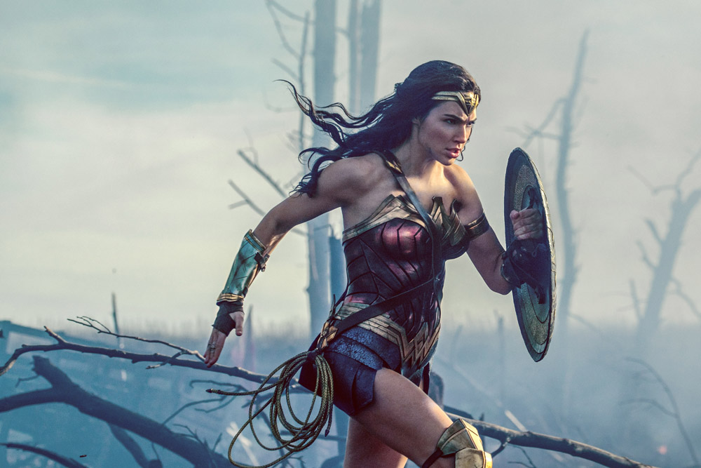 MOVIE REVIEW WONDER WOMAN