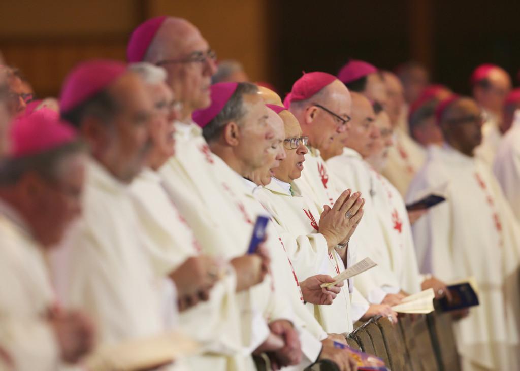 En la convocatoria d3,500 líderes católicos - sacerdotes, religiosos, religiosas, obispos y laicos- se reunieron ara establecer un nuevo rumbo para la Iglesia Católica en Estados Unidos