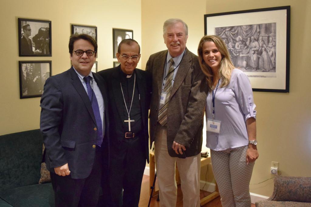 Nuevo cardenal salvadoreño habla sobre la MS-13, Mons. Romero y religiosas mártires