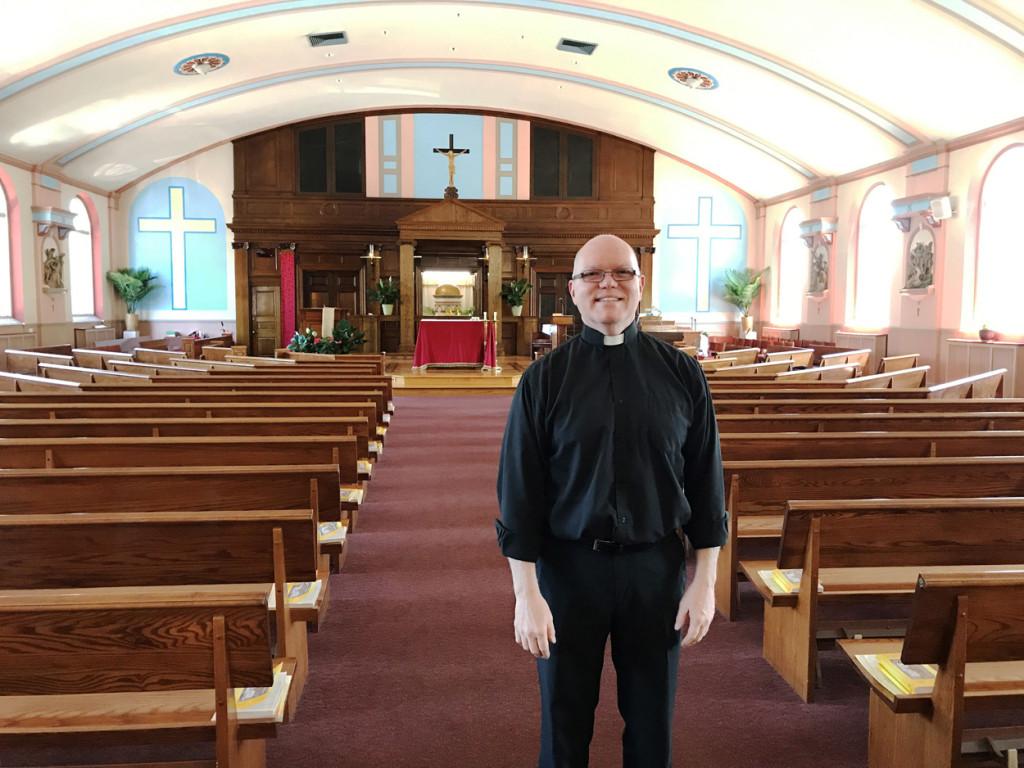 Padre Michael Lynch