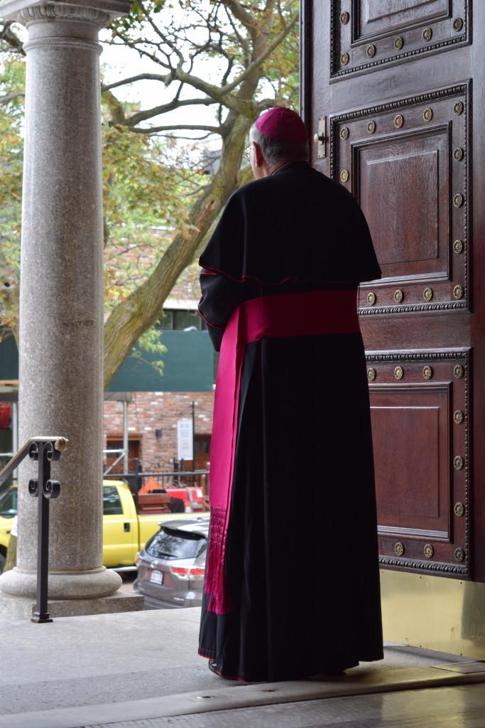 Monseñor Nicholas DiMarzio