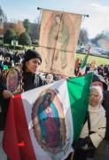 En medio del Adviento celebramos a la Virgen embarazada, a Nuestra Señora de Guadalupe.