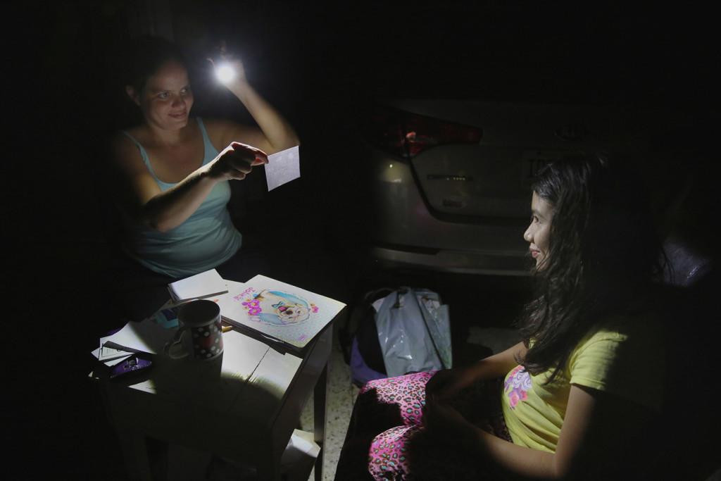 Puerto Rico: a oscuras y sin respuestas