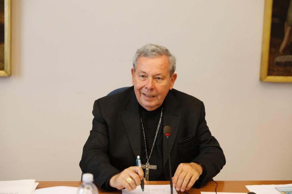 Monseñor José Octavio Ruiz Arenas fue parte de la comitiva que acompañó al papa Francisco en su reciente visita a Colombia.