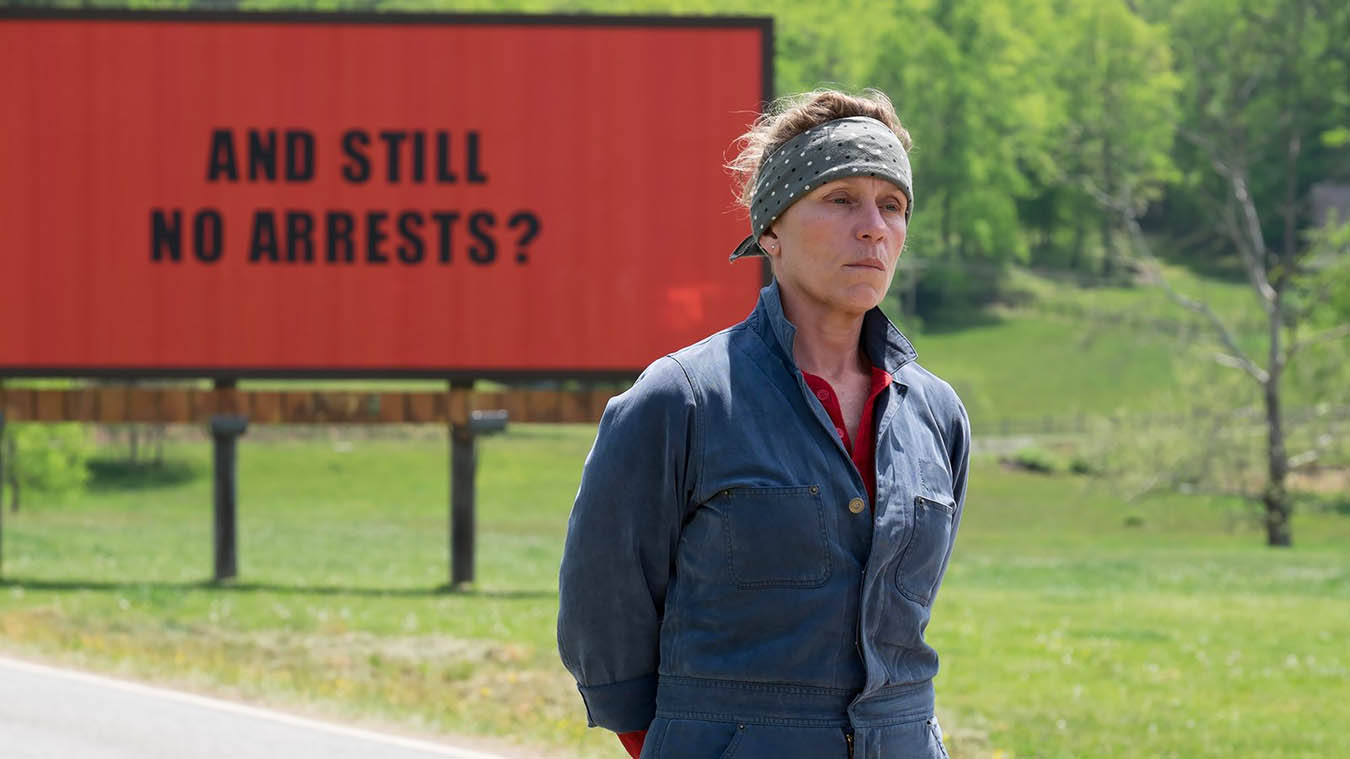 Resultado de imagen de tres anuncios por un crimen