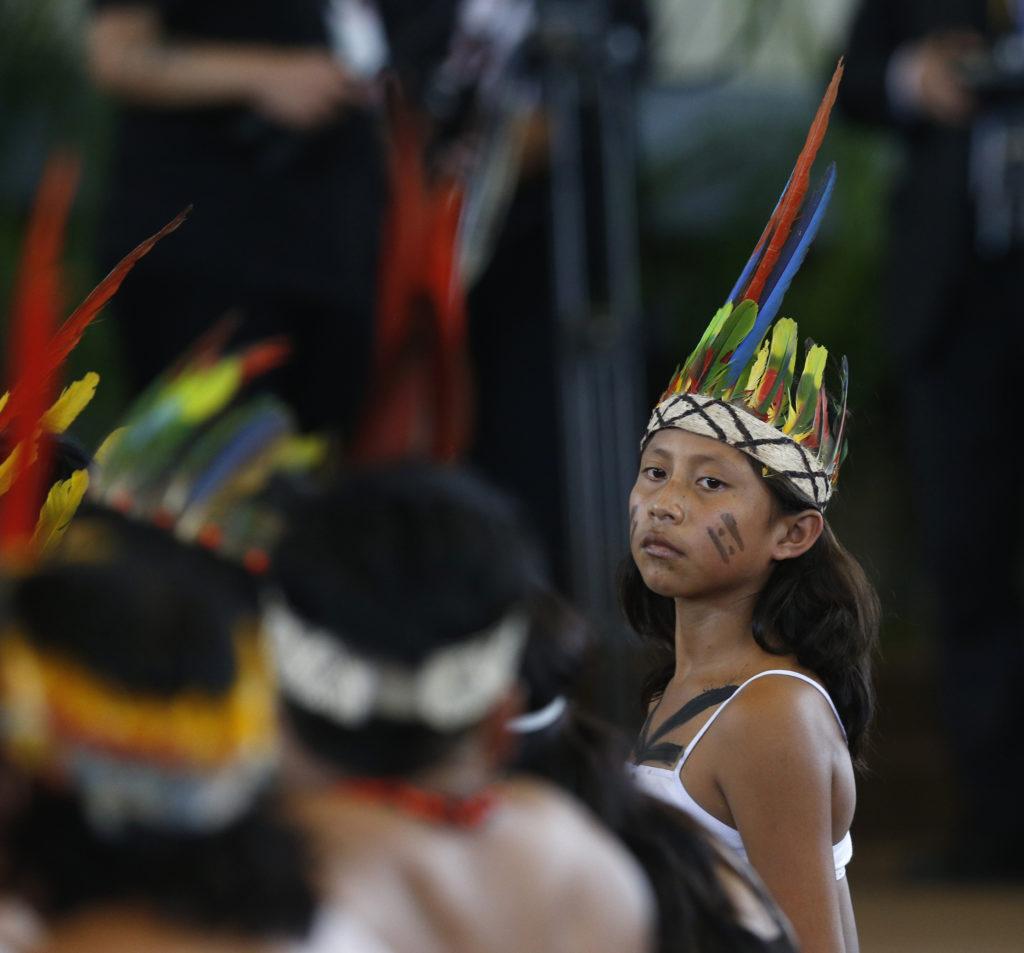 Jóvenes indígenas del mundo se reunirán en Panamá