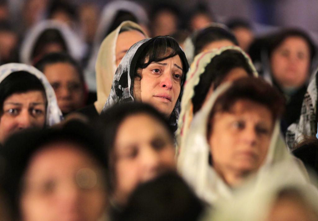 '¡Es un infierno!': La vida en Egipto para una mujer cristiana