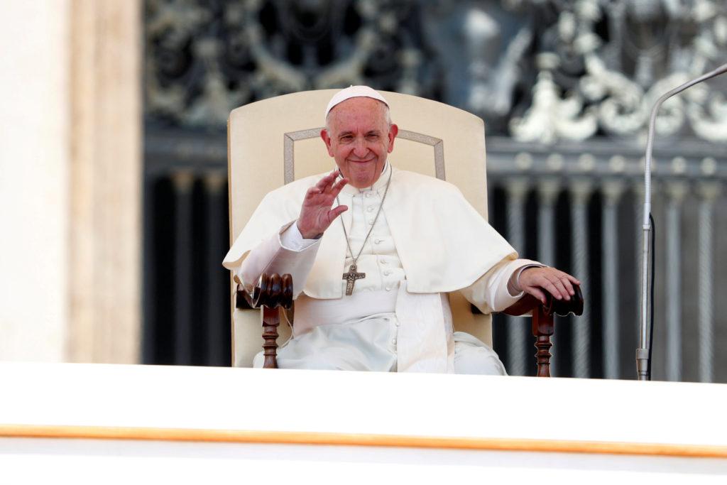 El temor y la incertidumbre llevan a una religiosidad DIY, dice el Papa