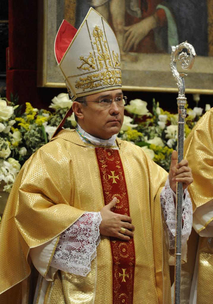 Arzobispo venezolano ocupará puesto clave en el Vaticano