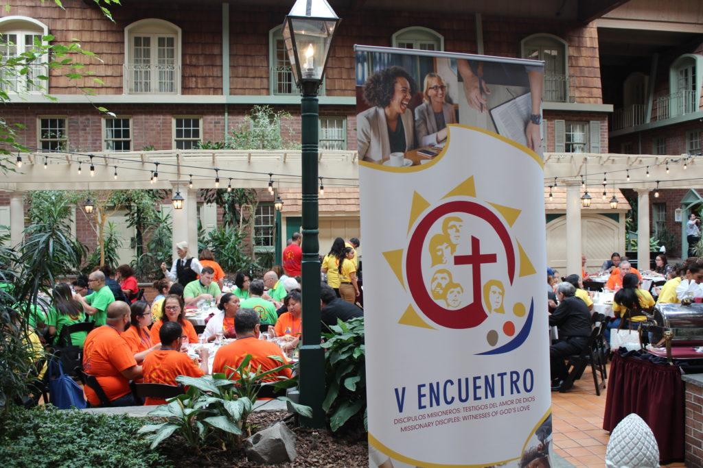 """V Encuentro: """"Nuevo Pentecostés para la Iglesia en Estados Unidos"""""""