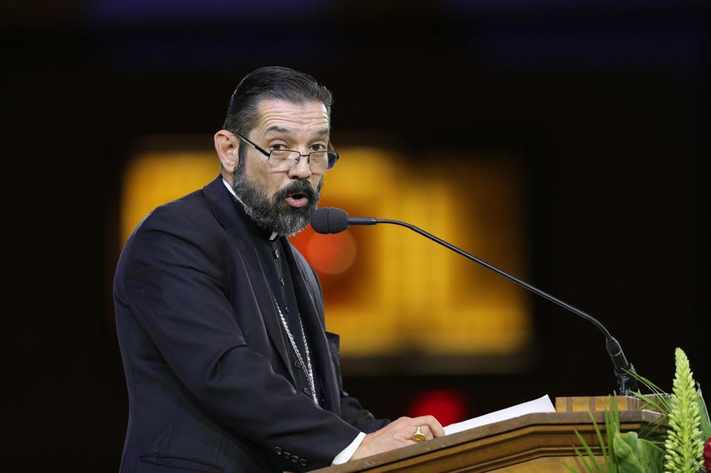Obispo de la frontera dice que el miedo de los inmigrantes es real