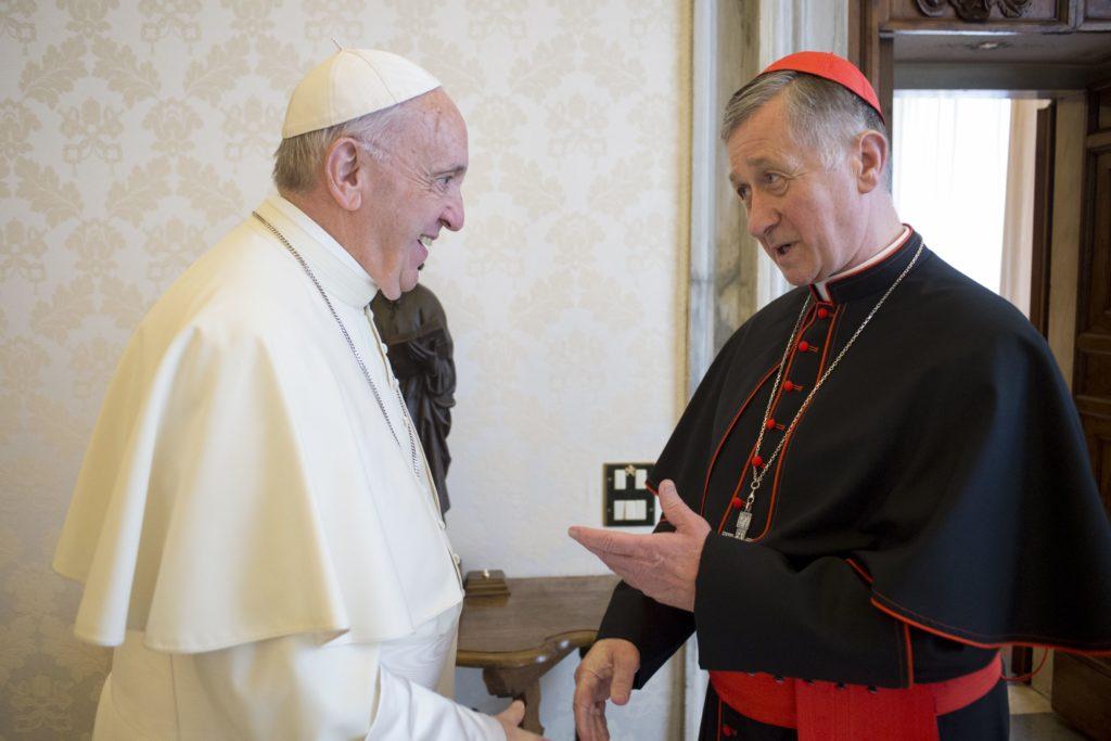 La Iglesia no puede hablar de familia y amor sin antes enfrentar el escándalo de abuso sexual, dice cardenal Cupich