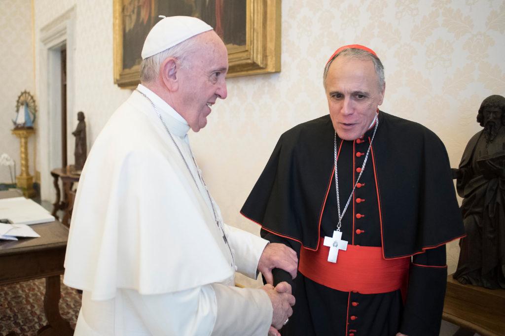 Obispos de EE.UU. se reunirán con el Papa Francisco para analizar investigación de McCarrick