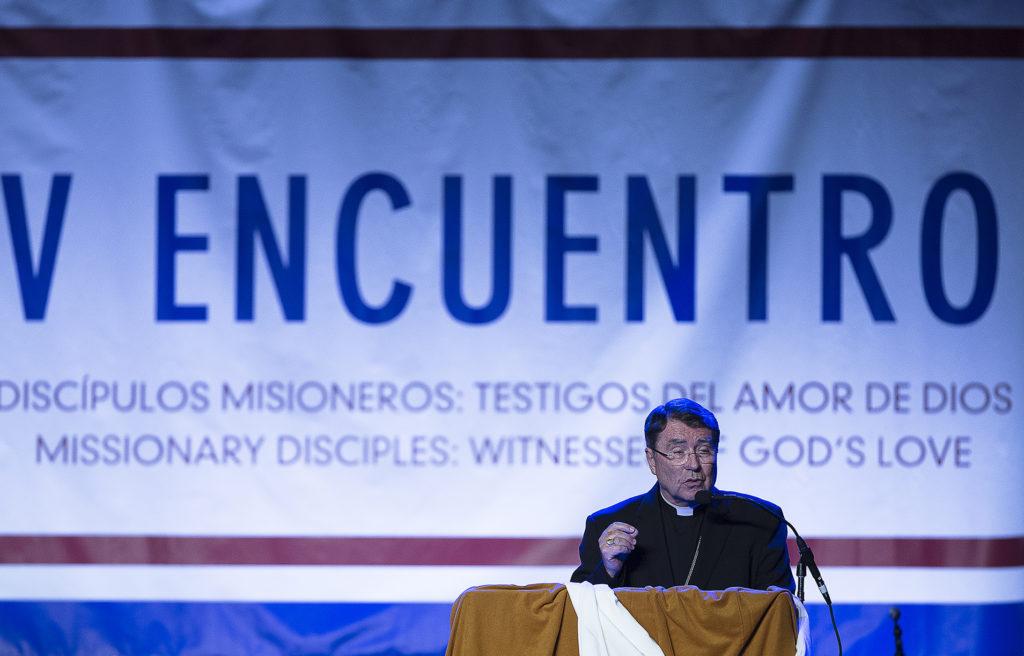 V Encuentro comienza con mensaje papal, oraciones para víctimas de abuso