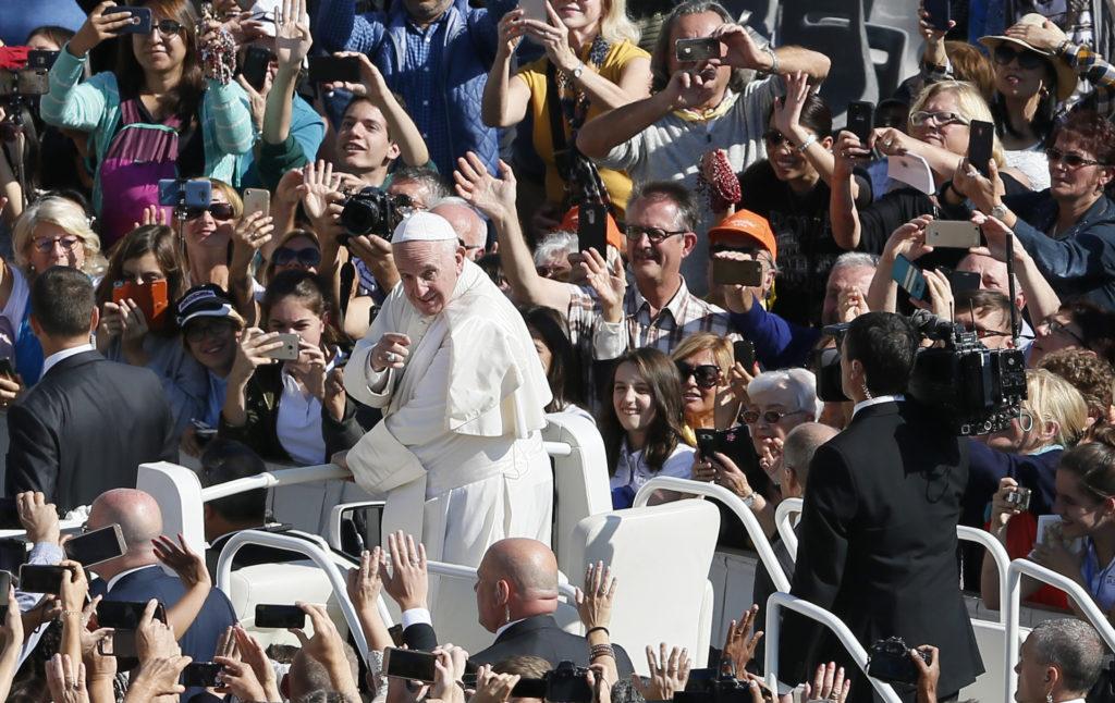 Conmovedoras palabras del Papa Francisco en inauguración del Sínodo
