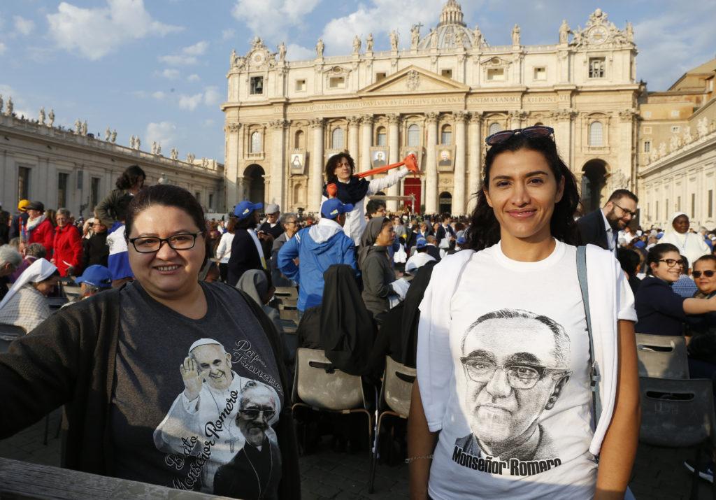 San Óscar Romero resurge en el pueblo salvadoreño
