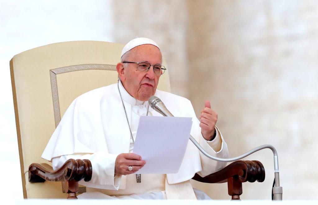 La fidelidad es esencial en cualquier compromiso cristiano, dice el Papa