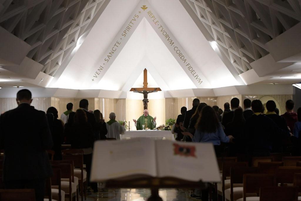 """""""La hora del Juicio Final se acerca"""", dice el papa Francisco"""