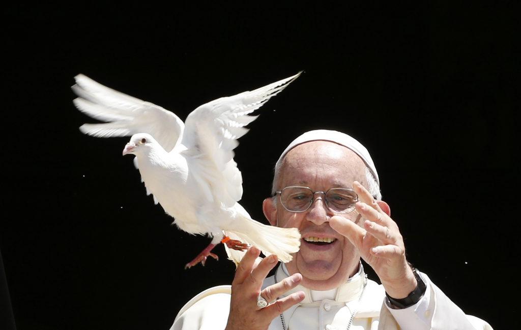 """""""No son aceptables los discursos que culpan a emigrantes de todos los males"""", dice el Papa"""