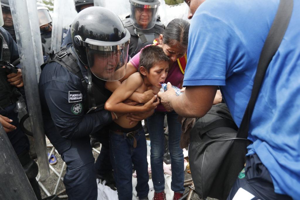 Católicos denuncian muerte de segundo niño cerca de la frontera