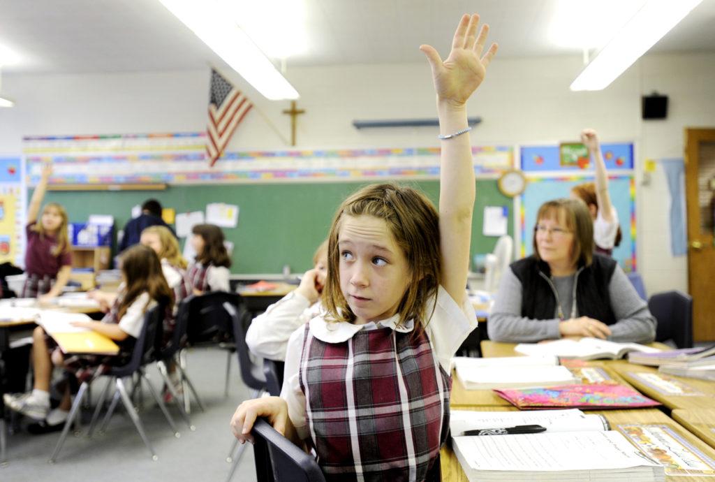 La educación católica como conducto para llevar las Buenas Nuevas a los futuros discípulos de la Iglesia