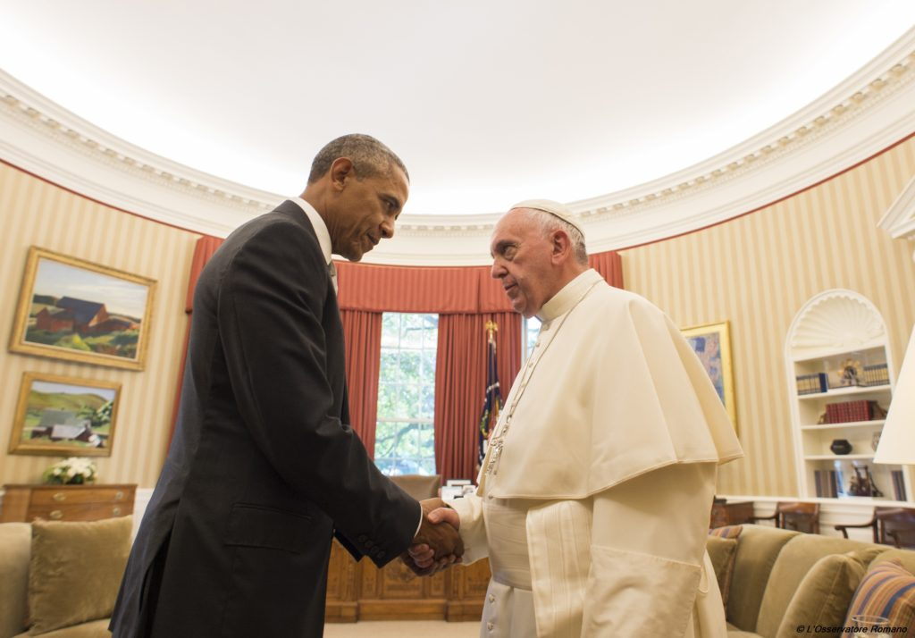 El papa Francisco es el líder más respetado del mundo según Gallup