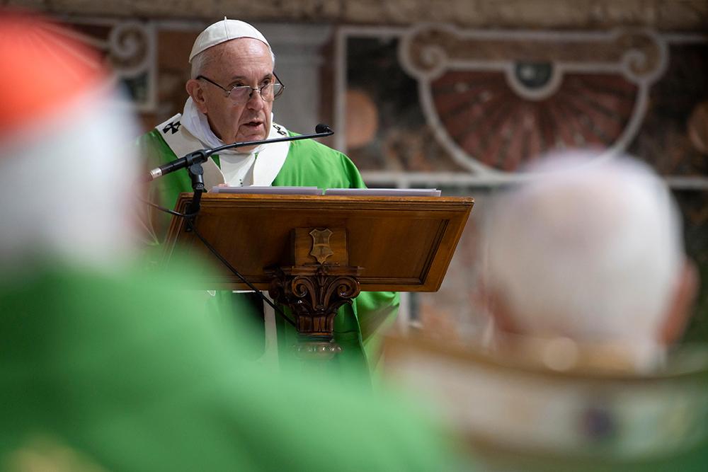 El Papa lanza estrategia en 8 puntos para erradicar abuso sexual