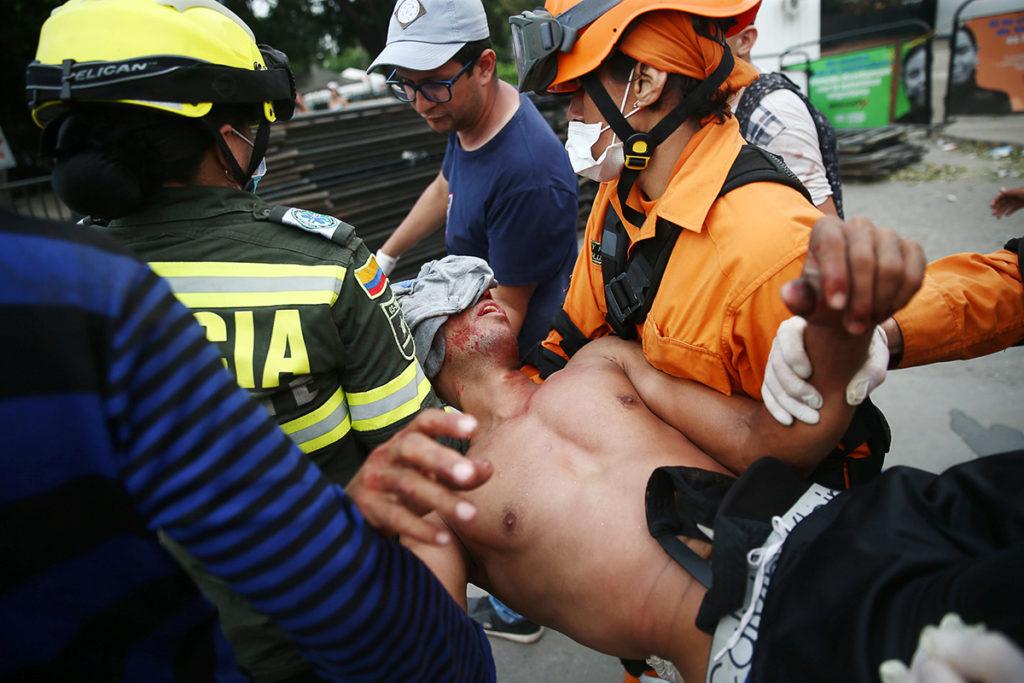 Crecen las tensiones en las fronteras venezolanas