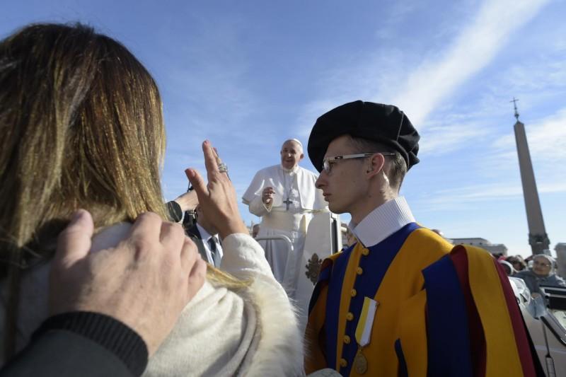 """""""El mal tiene los días contados"""", dice el Papa Francisco"""