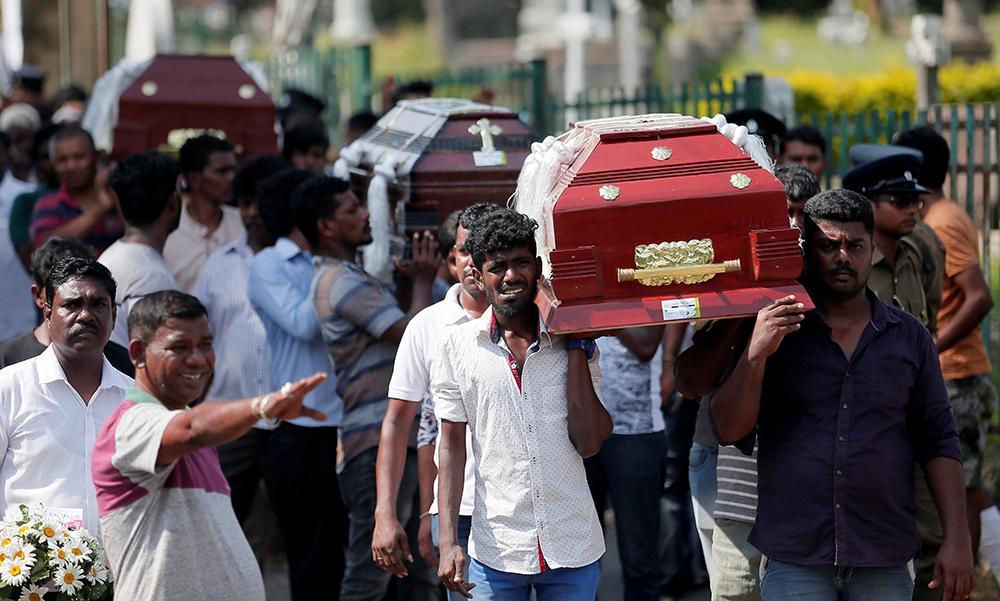 ISIS se atribuye masacre de Pascua en Sri Lanka