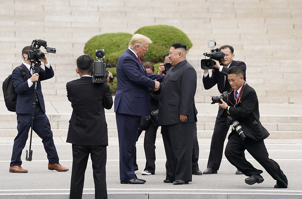 Papa Francisco elogia encuentro de Trump y Kim Jong Un
