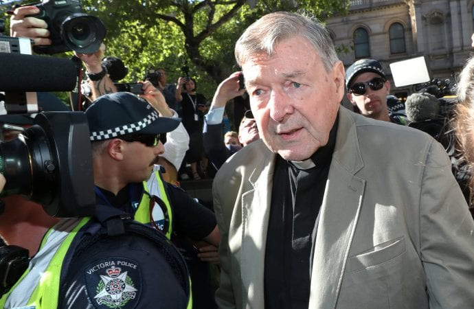 Corte australiana desestima apelación del Cardenal Pell